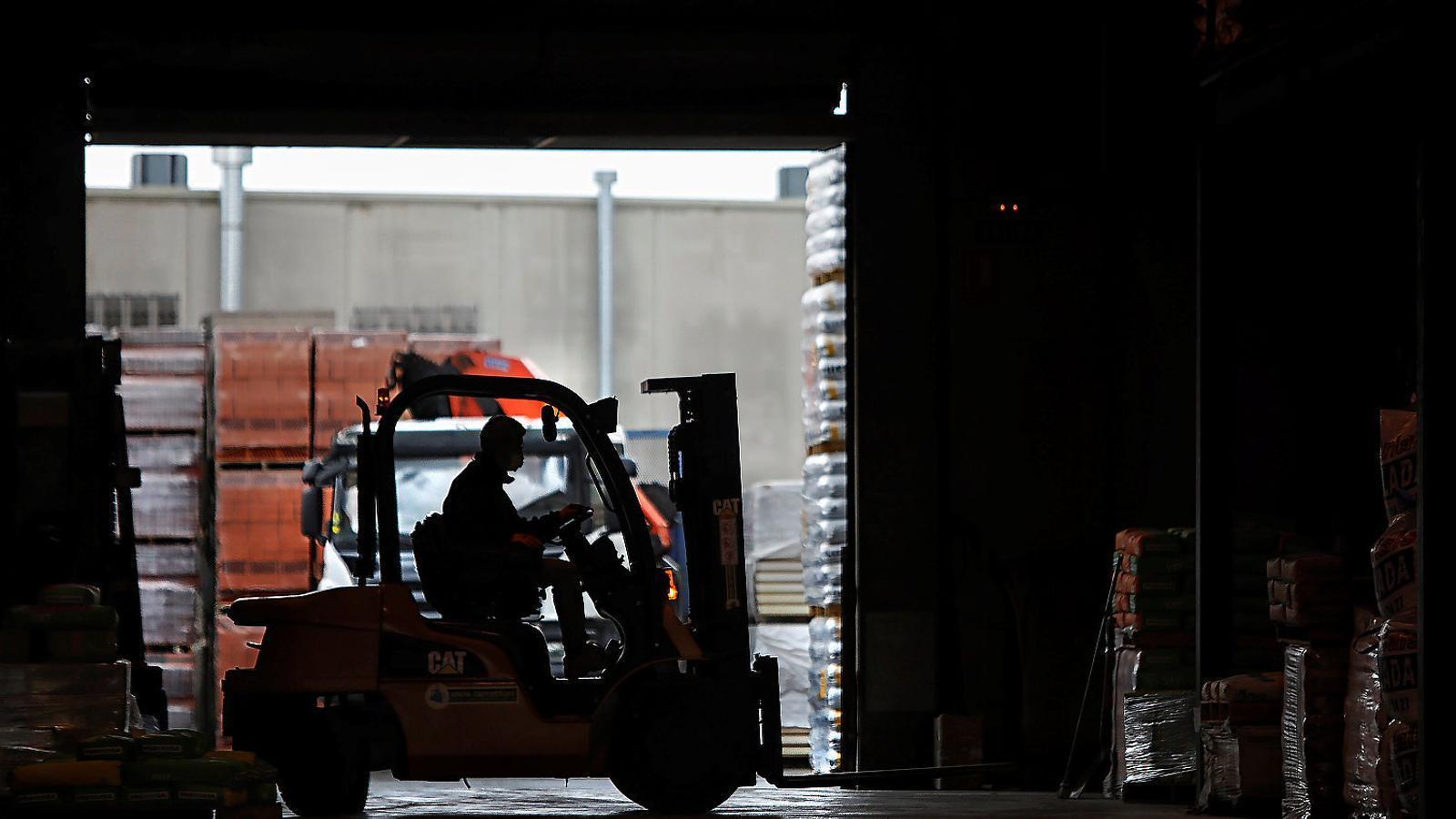 El món empresarial espera amb candeletes els ajuts europeus per rellançar l'economia.