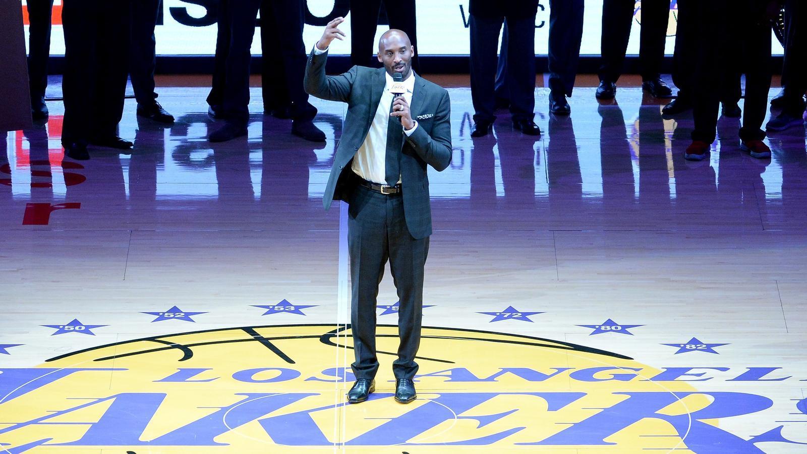 Adeu a Kobe Bryant,  un competidor obsessiu