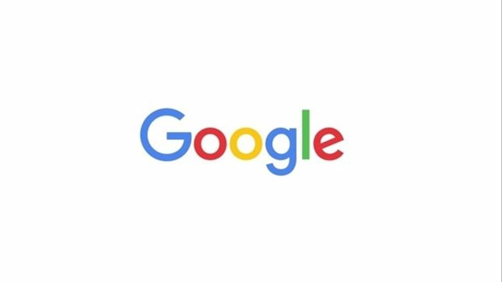 Google estrena logo
