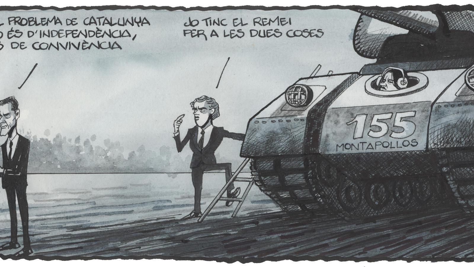 'A la contra', per Ferreres (15/09/2019)