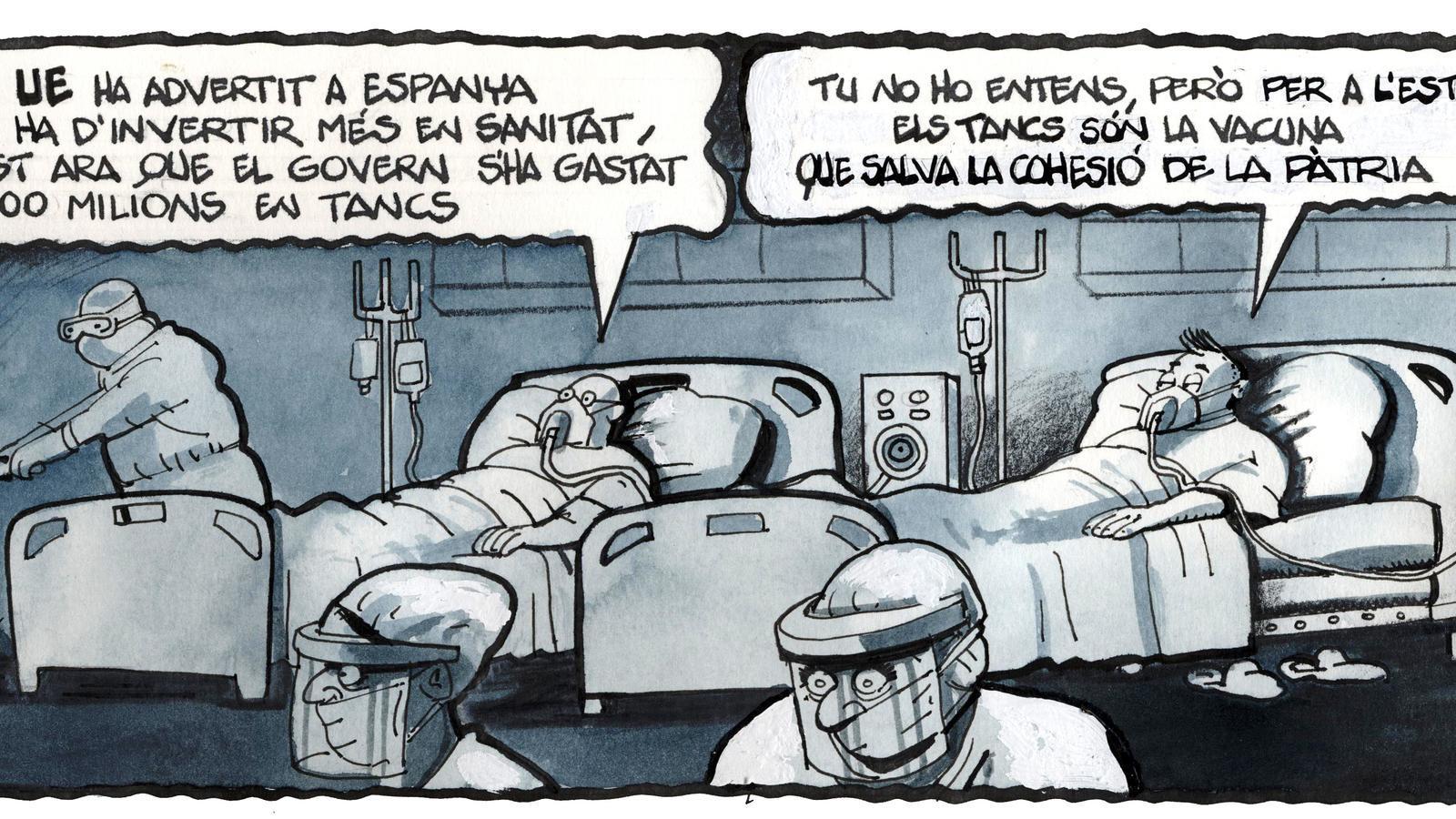 'A la contra', per Ferreres 06/06/2020