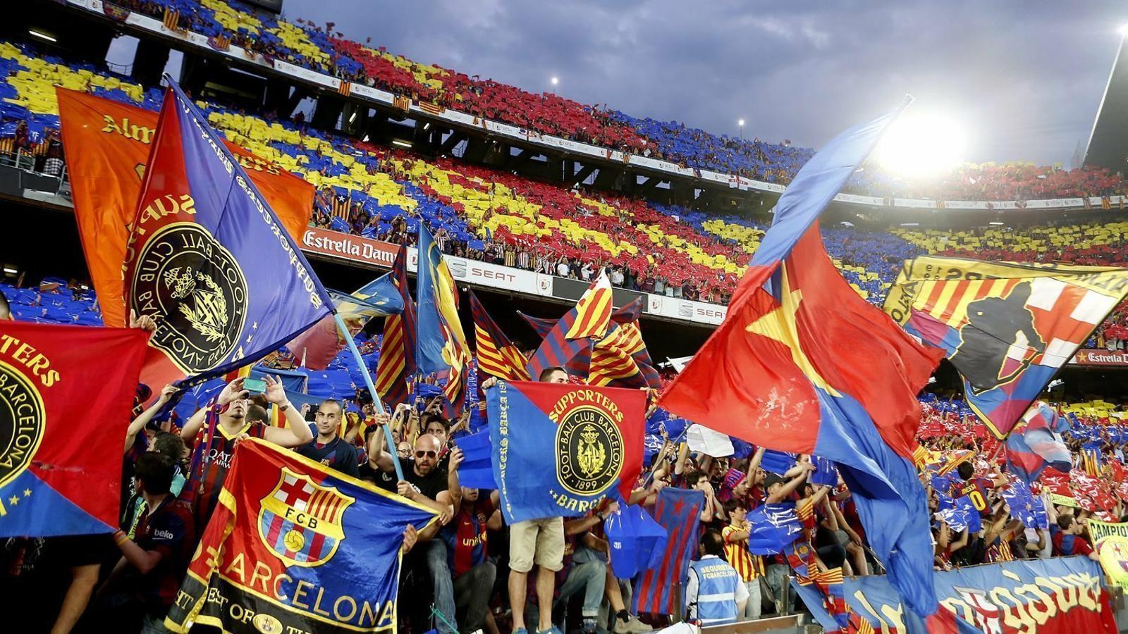 'Un dia de partit', la cançó italiana que triomfa al Barça