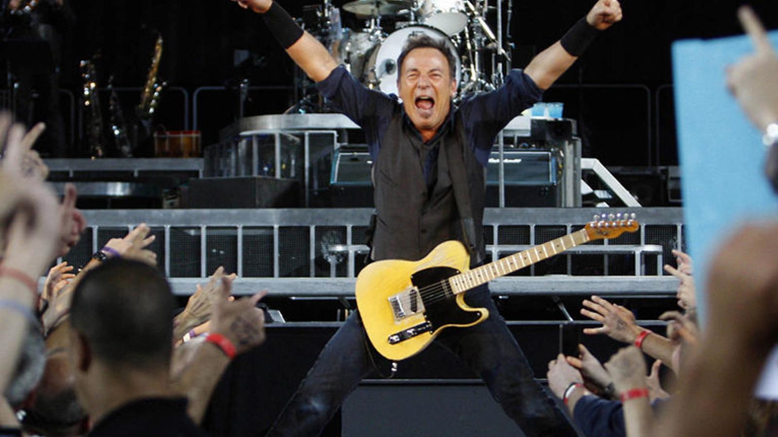 Bruce Springsteen (EFE)