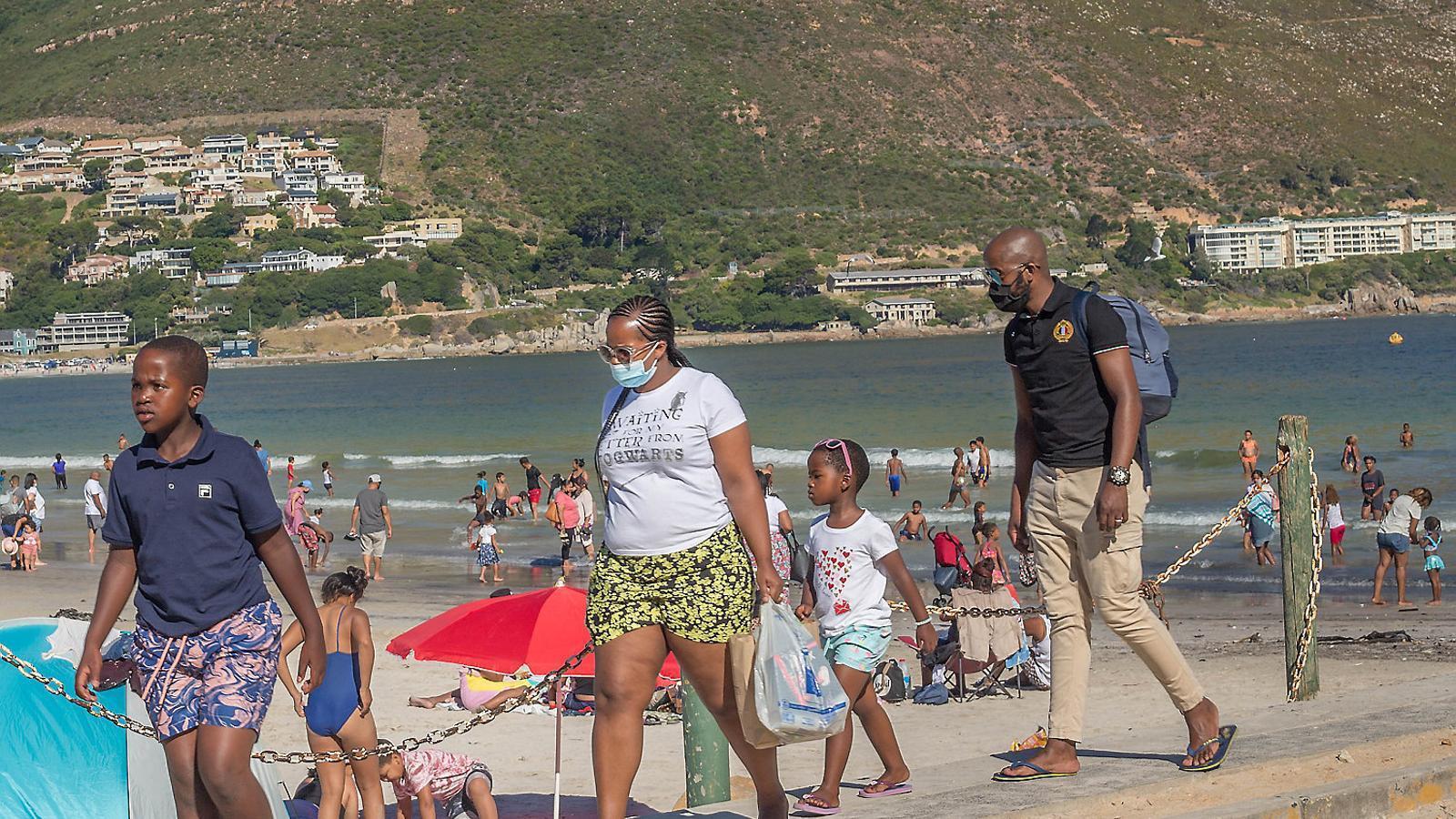 El covid colpeja Sud-àfrica encara més fort per Nadal