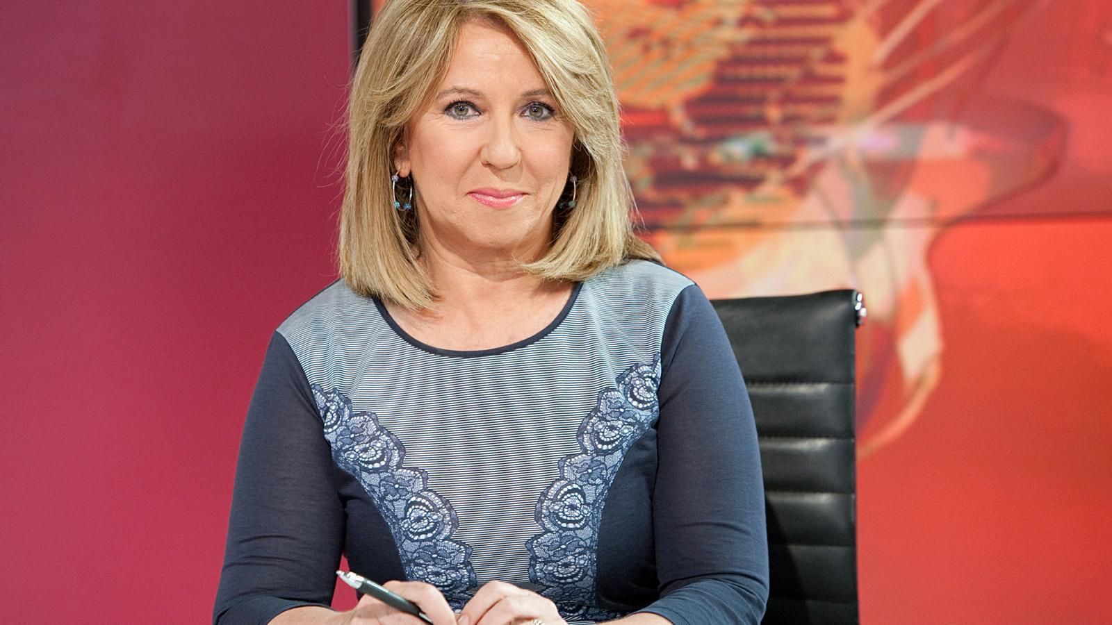 Mor Alicia Gómez Montano, històrica de RTVE