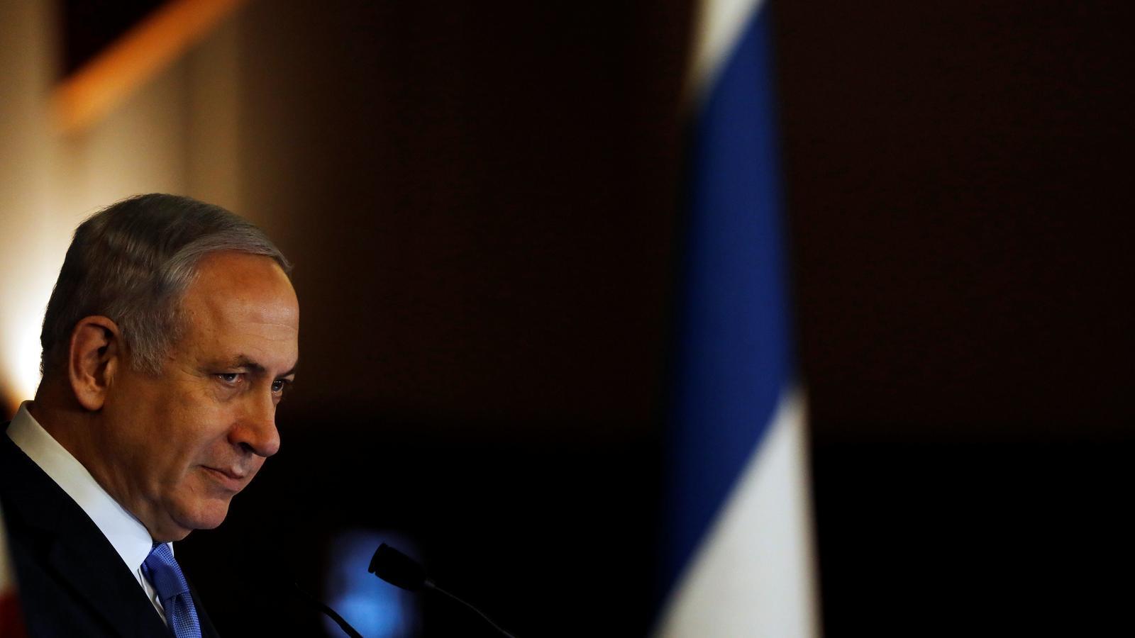 Netanyahu, contra les cordes després de l'enèsim cas de corrupció