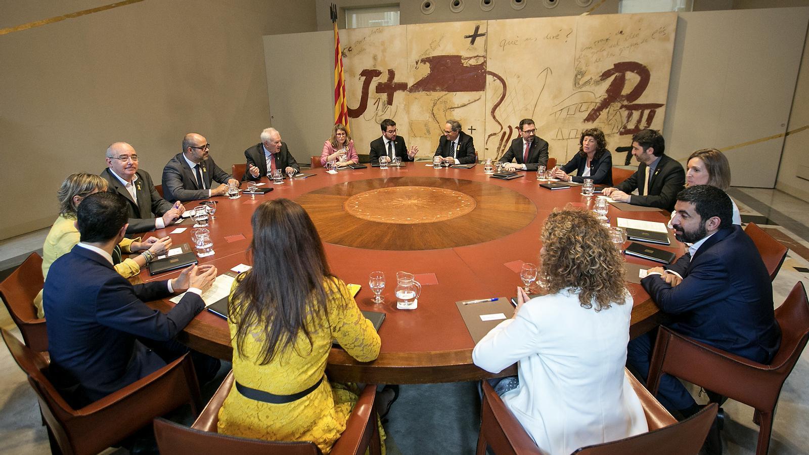 L'anàlisi d'Antoni Bassas: 'Una bona estratègia serà governar bé'