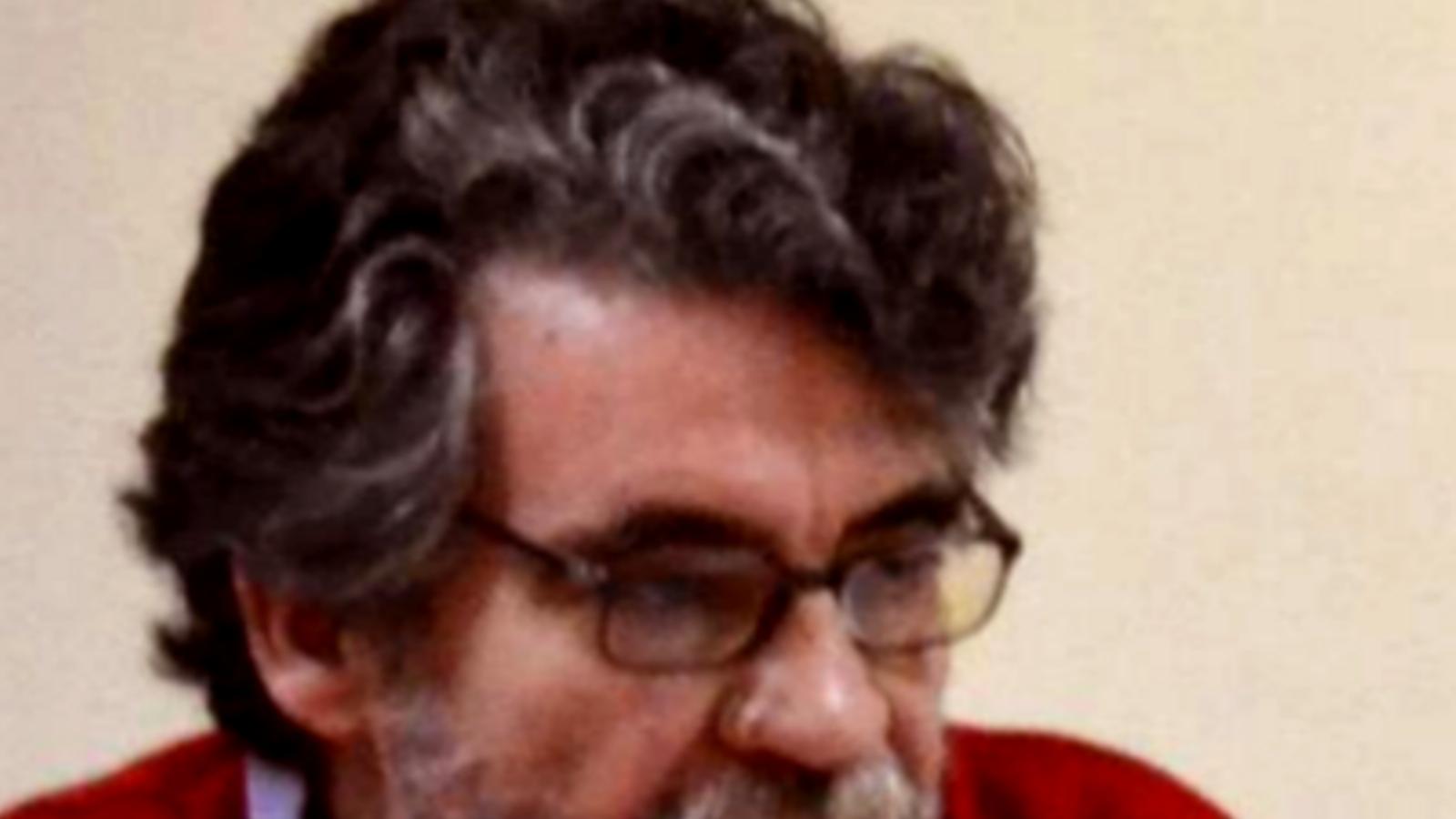 Miquel Ramon, dirigent d'EsqueraUnida a les Pitiüses.
