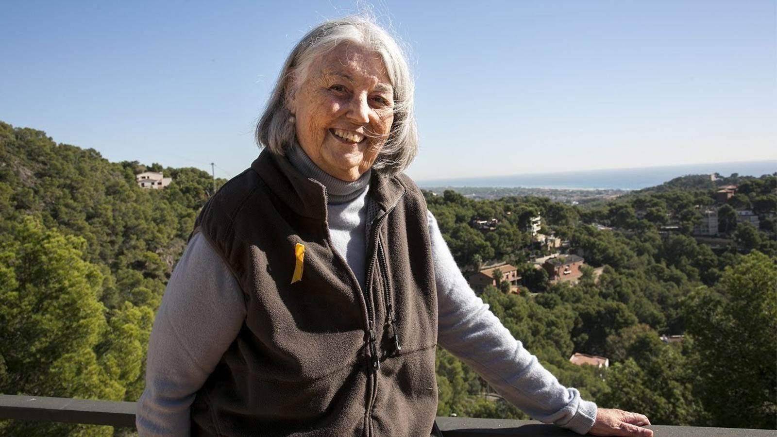 """Àngels Martínez: """"M'agrada la Colau que va a les manis, la presonera d'ICV no m'agrada"""""""
