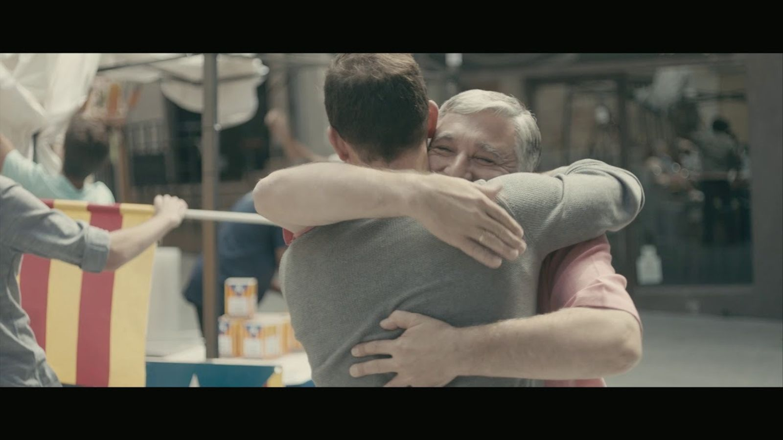 Vídeo del primer anunci de la campanya del 'sí'
