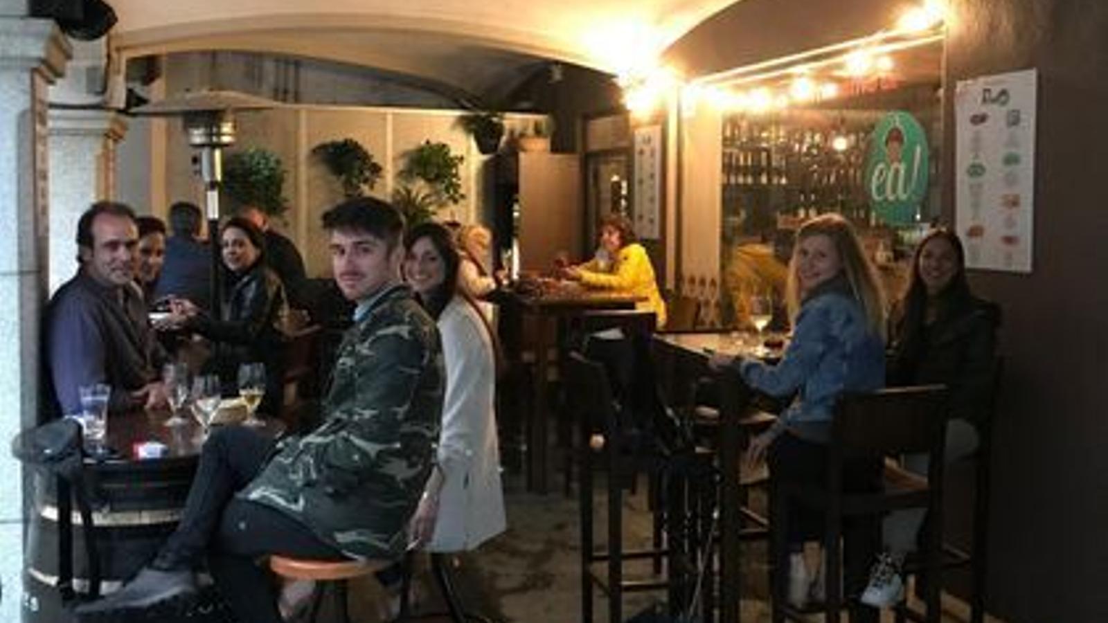 Bar a Andorra / ARA.ad