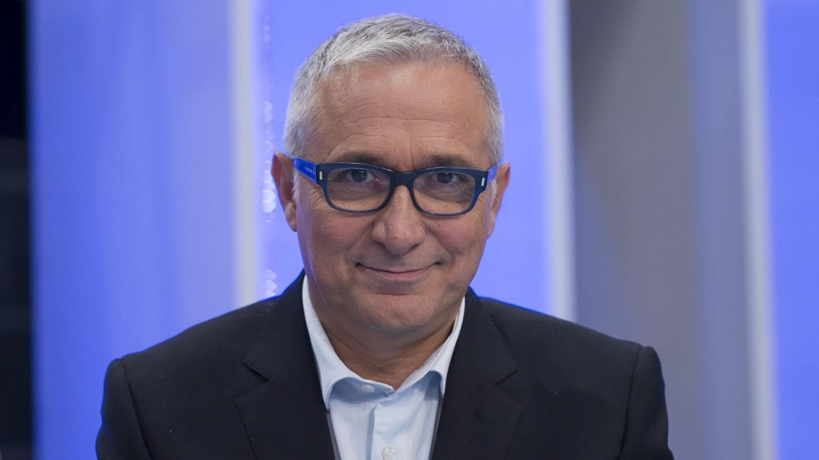 Xavier Sardà, premiat per l'Acadèmia de Televisió per la seva trajectòria
