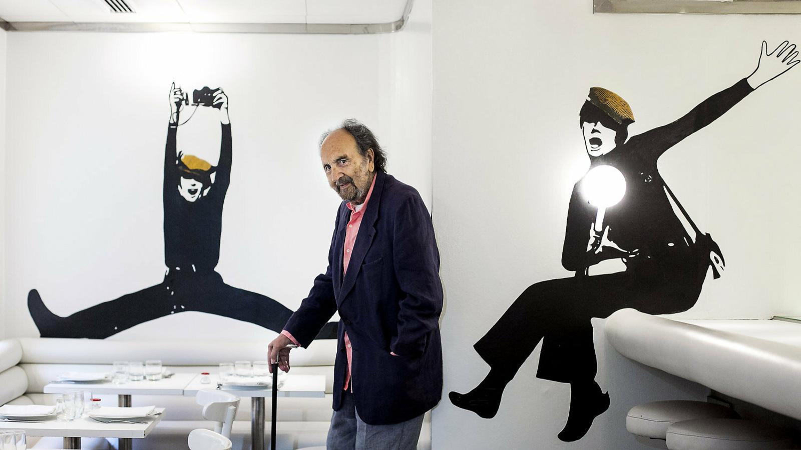 Mor als 87 anys el fotògraf Leopoldo Pomés