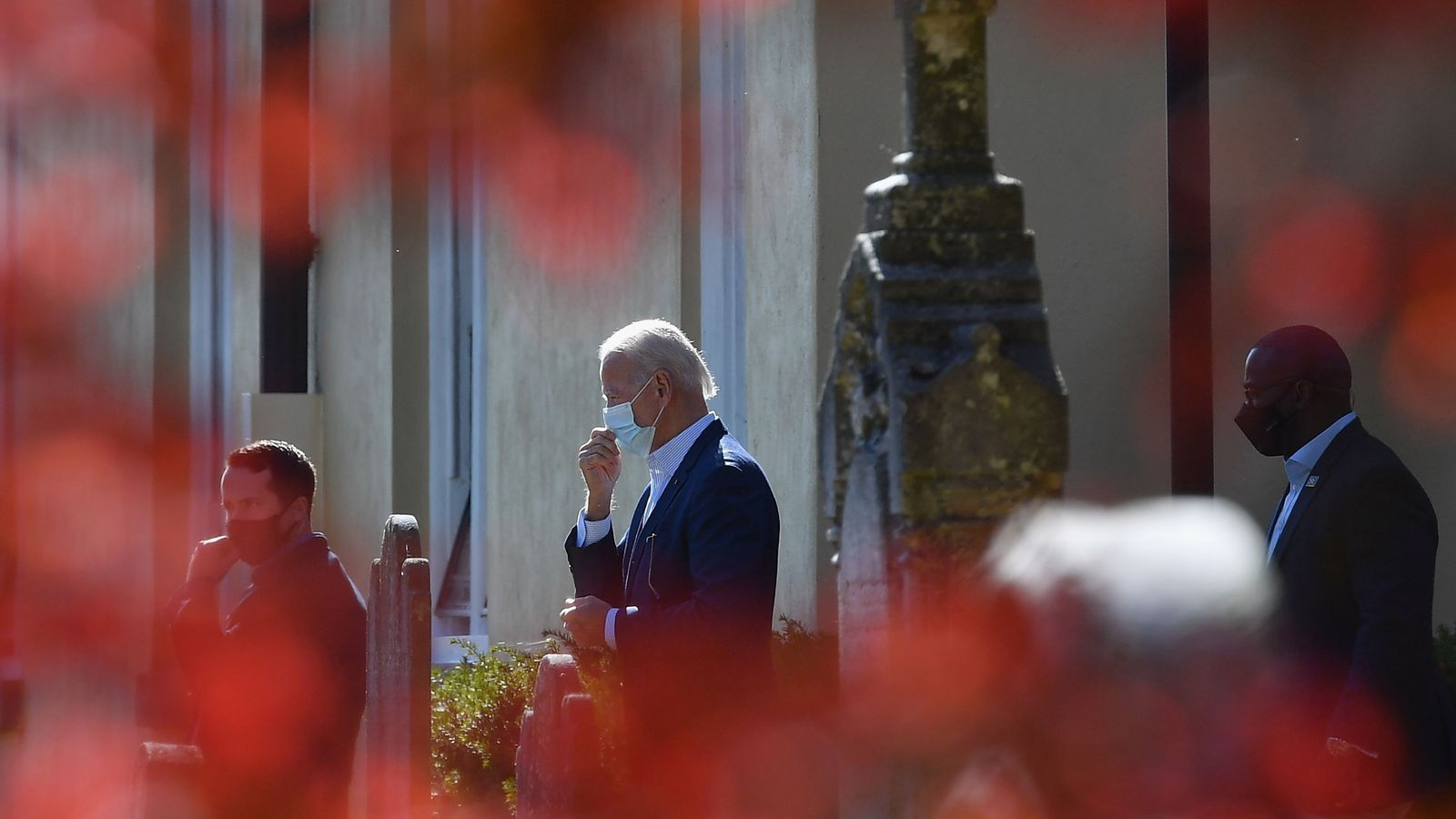Joe Biden engega la transició