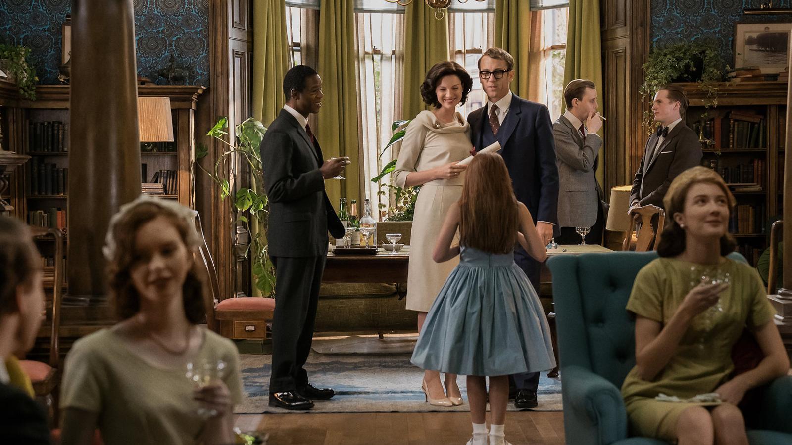'Outlander' aprofundeix en l'amor contra el temps i la història