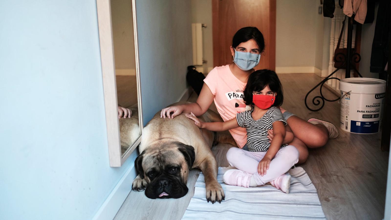 Els malalts de covid-19 persistent alerten que hi ha menors afectats