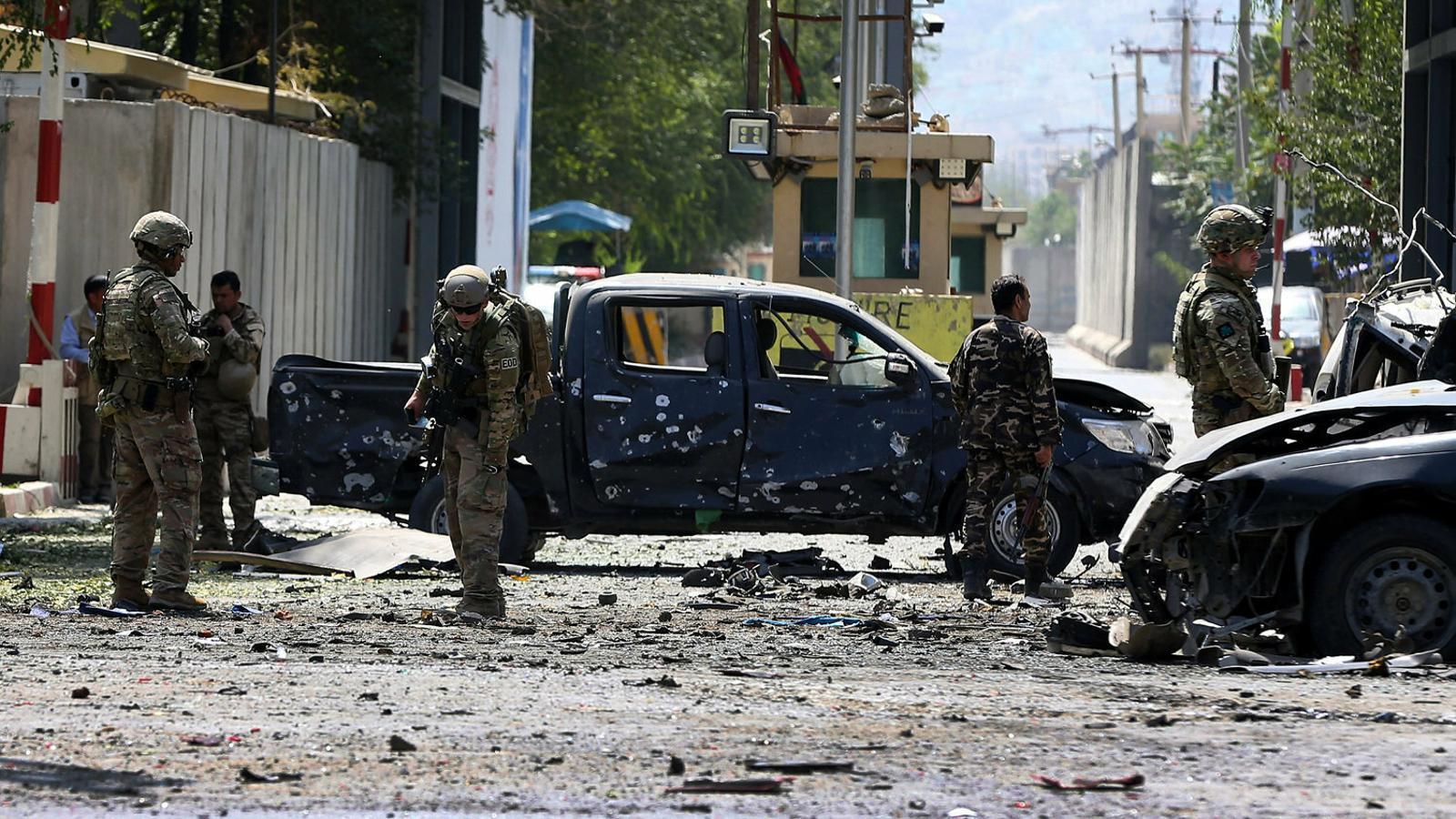 Trump anul·la una reunió amb els talibans i dinamita l'acord de pau