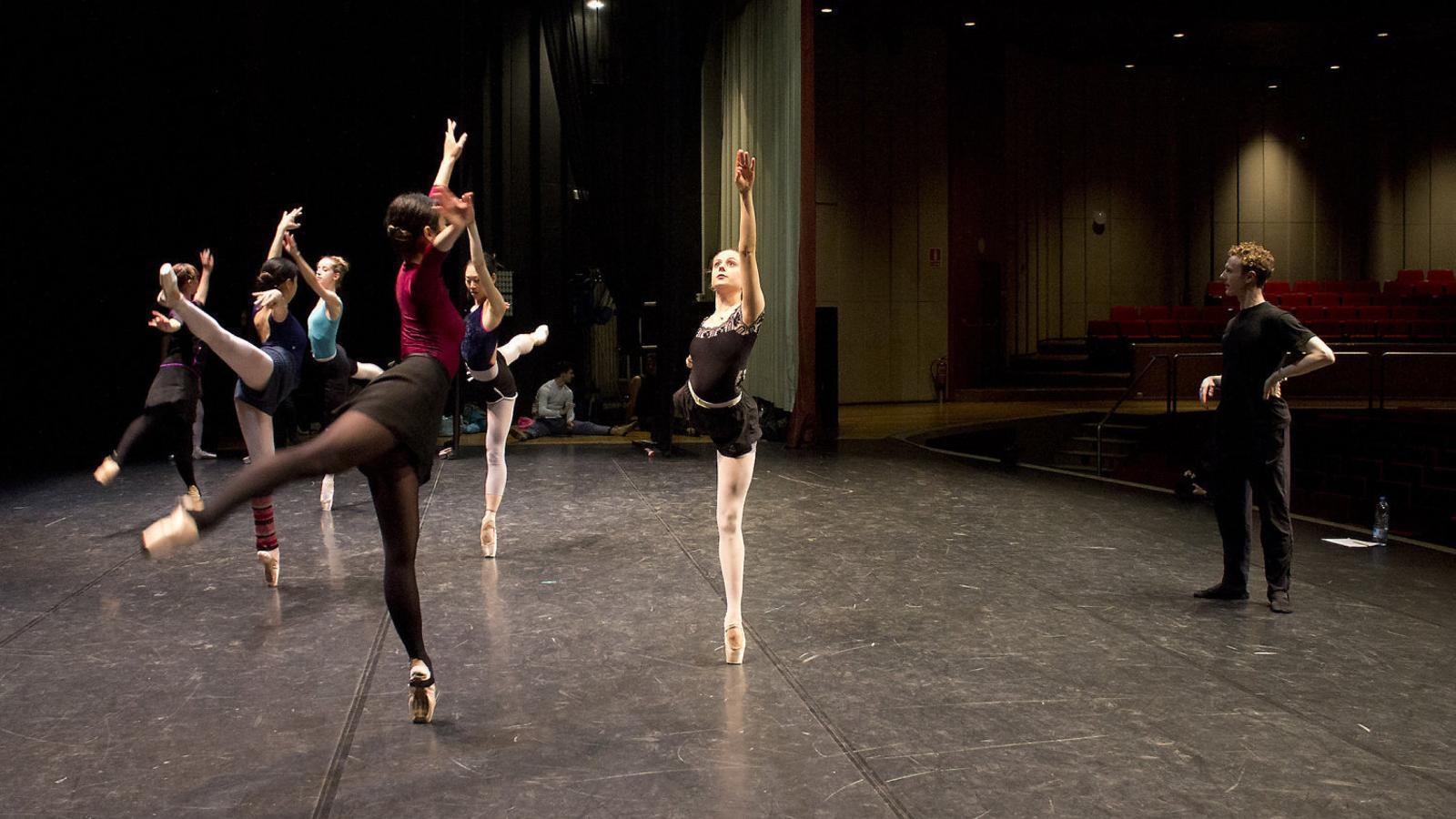 El Ballet de Catalunya salta a la creació pròpia
