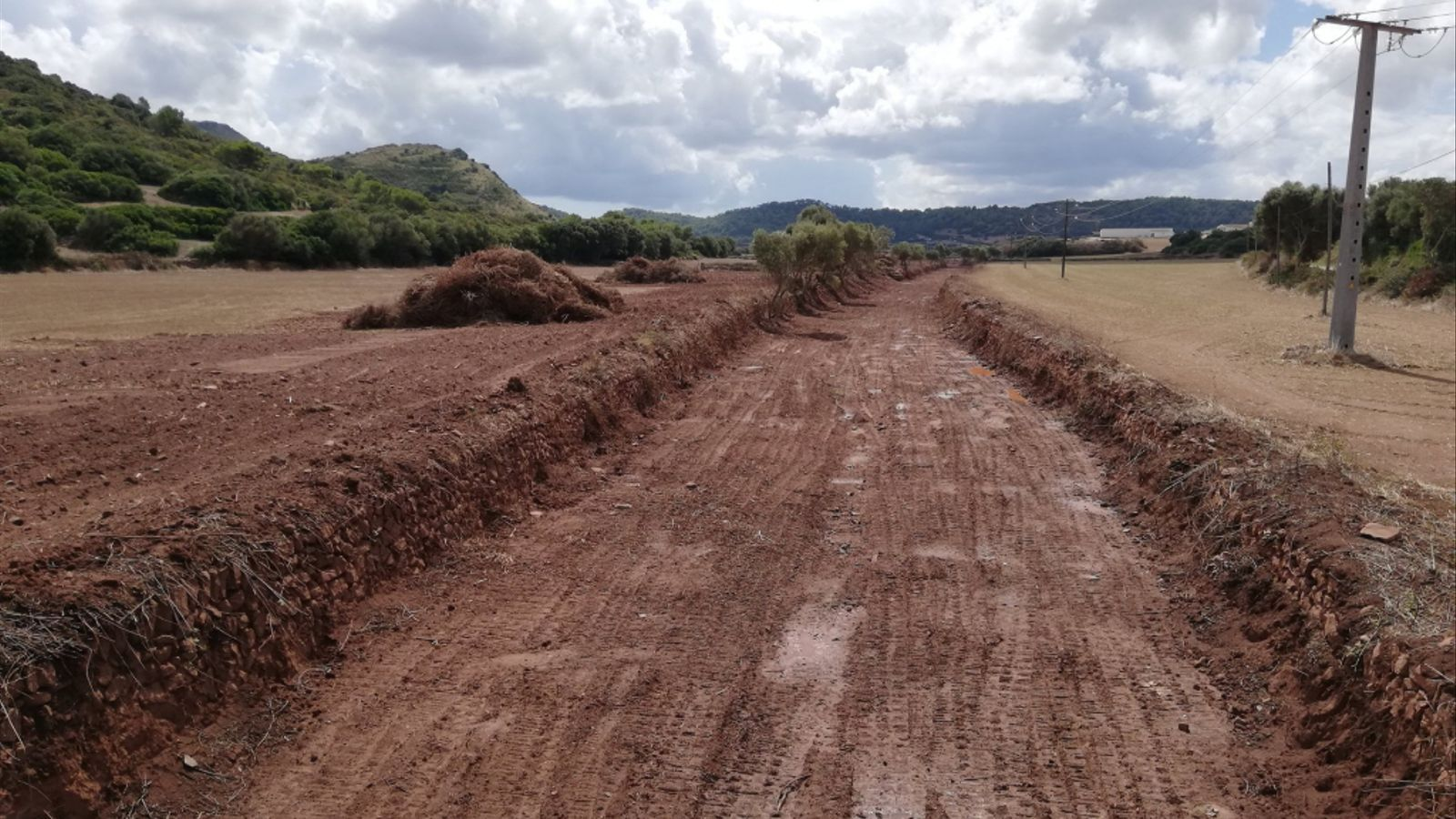 Els torrents d'Alaior i Ferreries són els més afectats per la intervenció de Recursos Hídrics, segons el Gob.