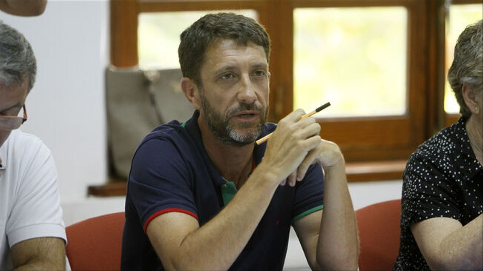 El president d'El Pi, Antoni Amengual. / ISAAC BUJ