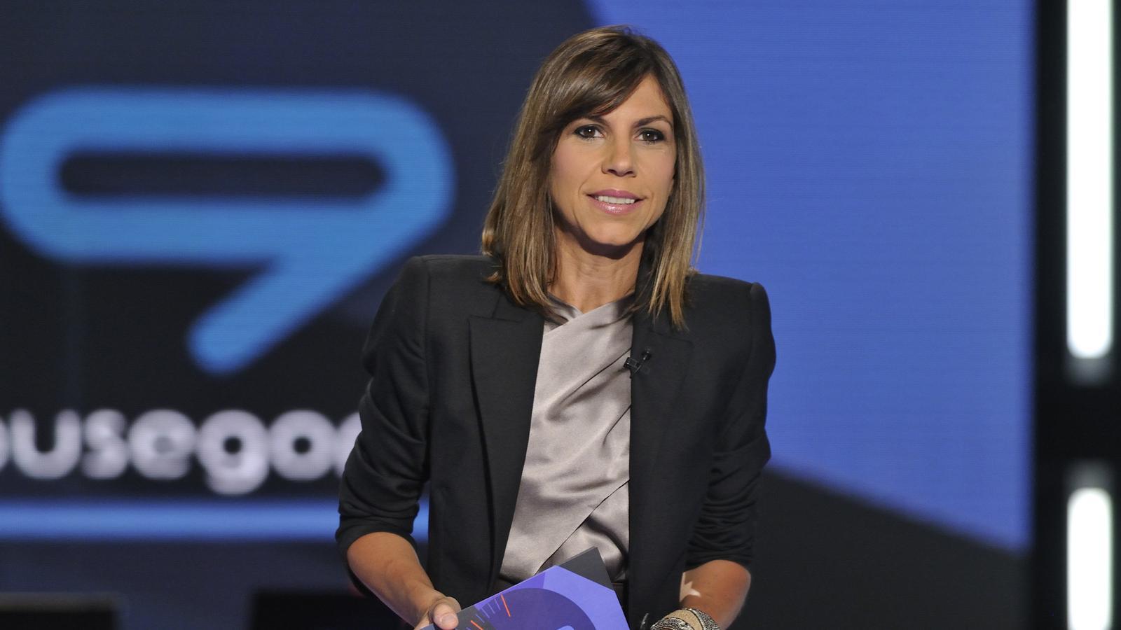 Cristina Puig Que Va Substituir Mara Casado A La Meitat De Tercera Temporada