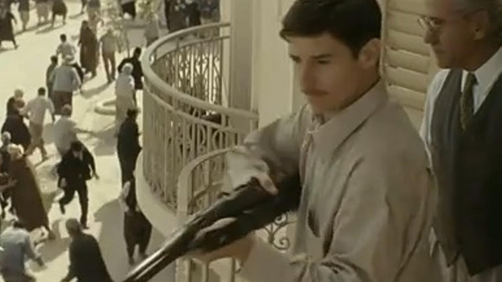 Tràiler de 'Fuera de la ley' (Algèria)
