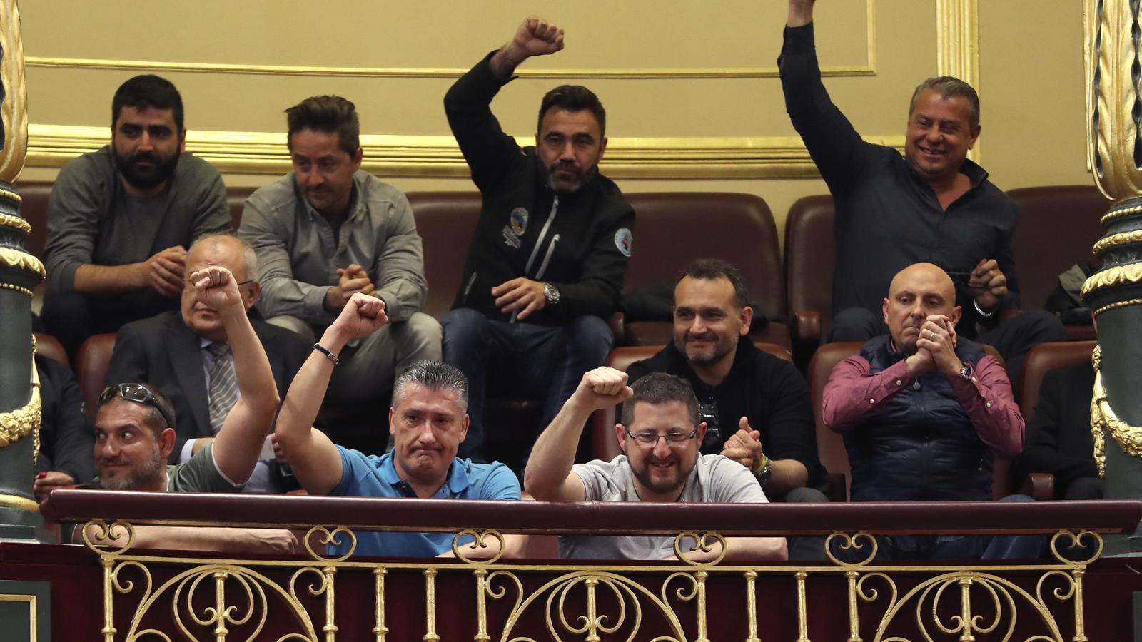 Els estibadors arriben a un principi d'acord i desconvoquen la vaga