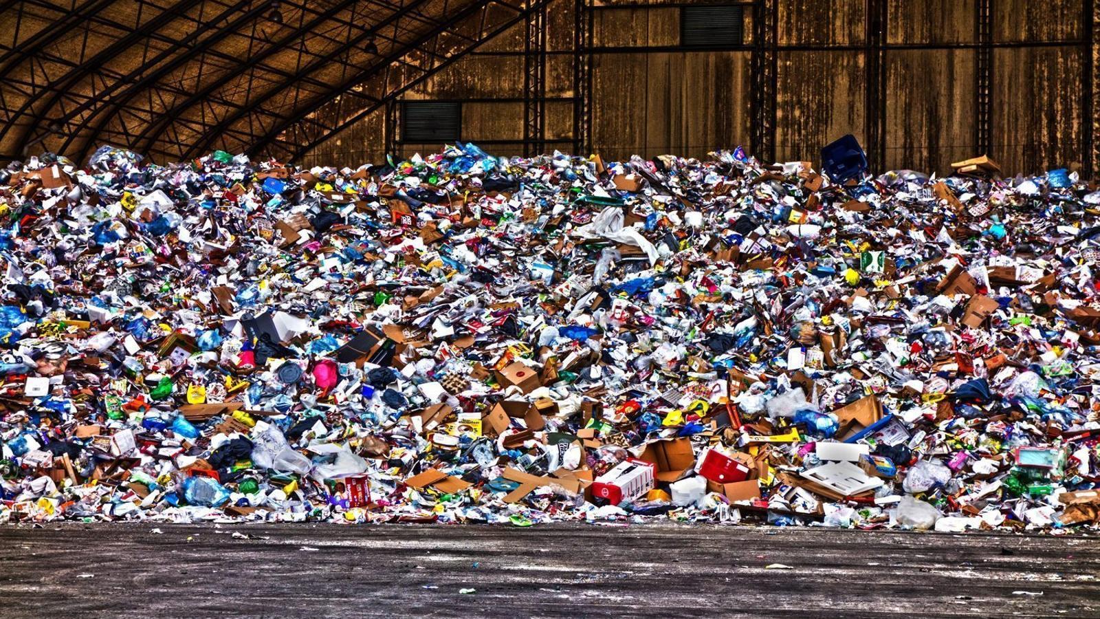 El plàstic és el menú 'delicatessen'  d'un nou tipus  de bacteris / GETTY