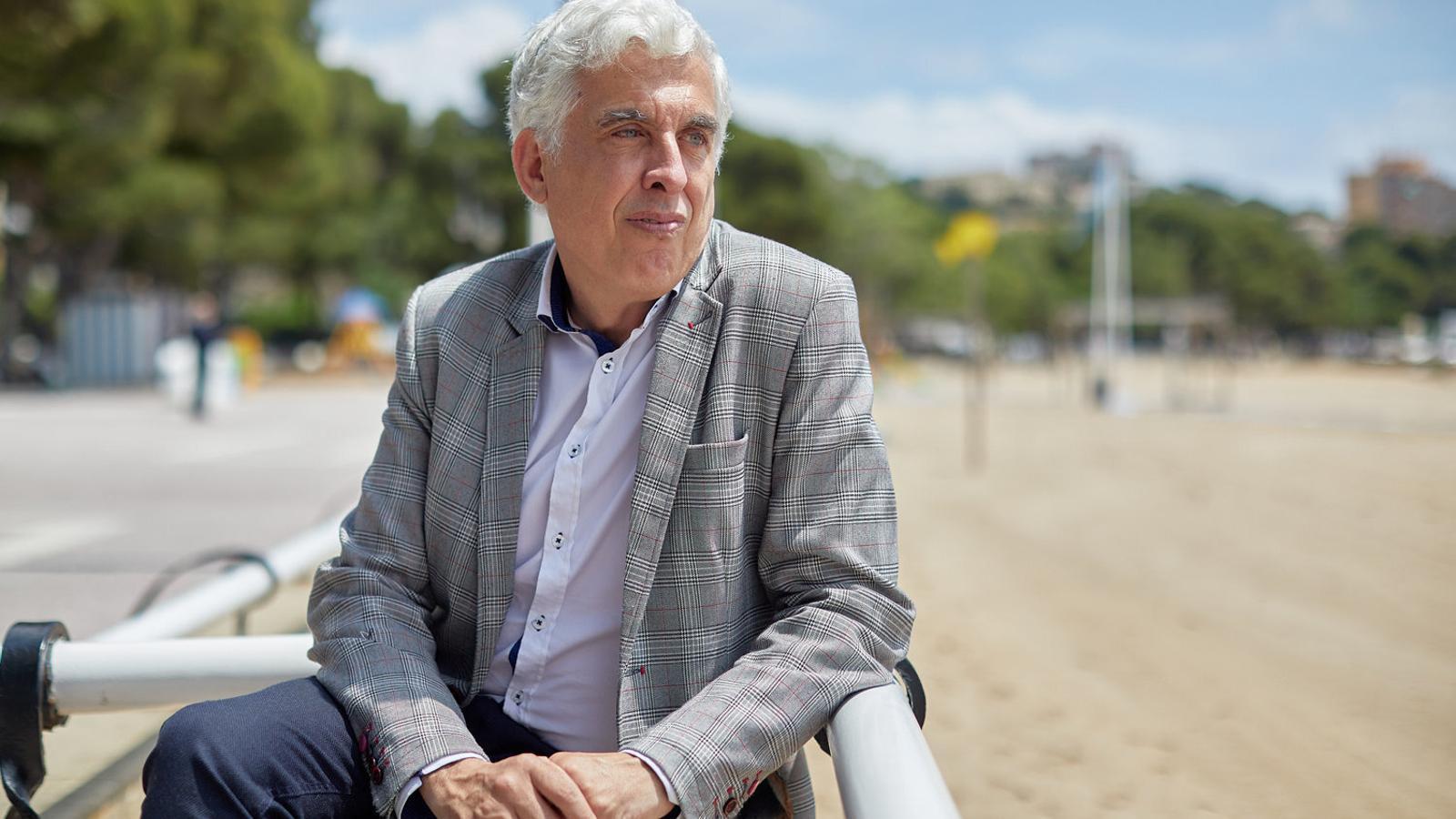 José Antonio Donaire es profesor en la facultad de Turismo de la UdG