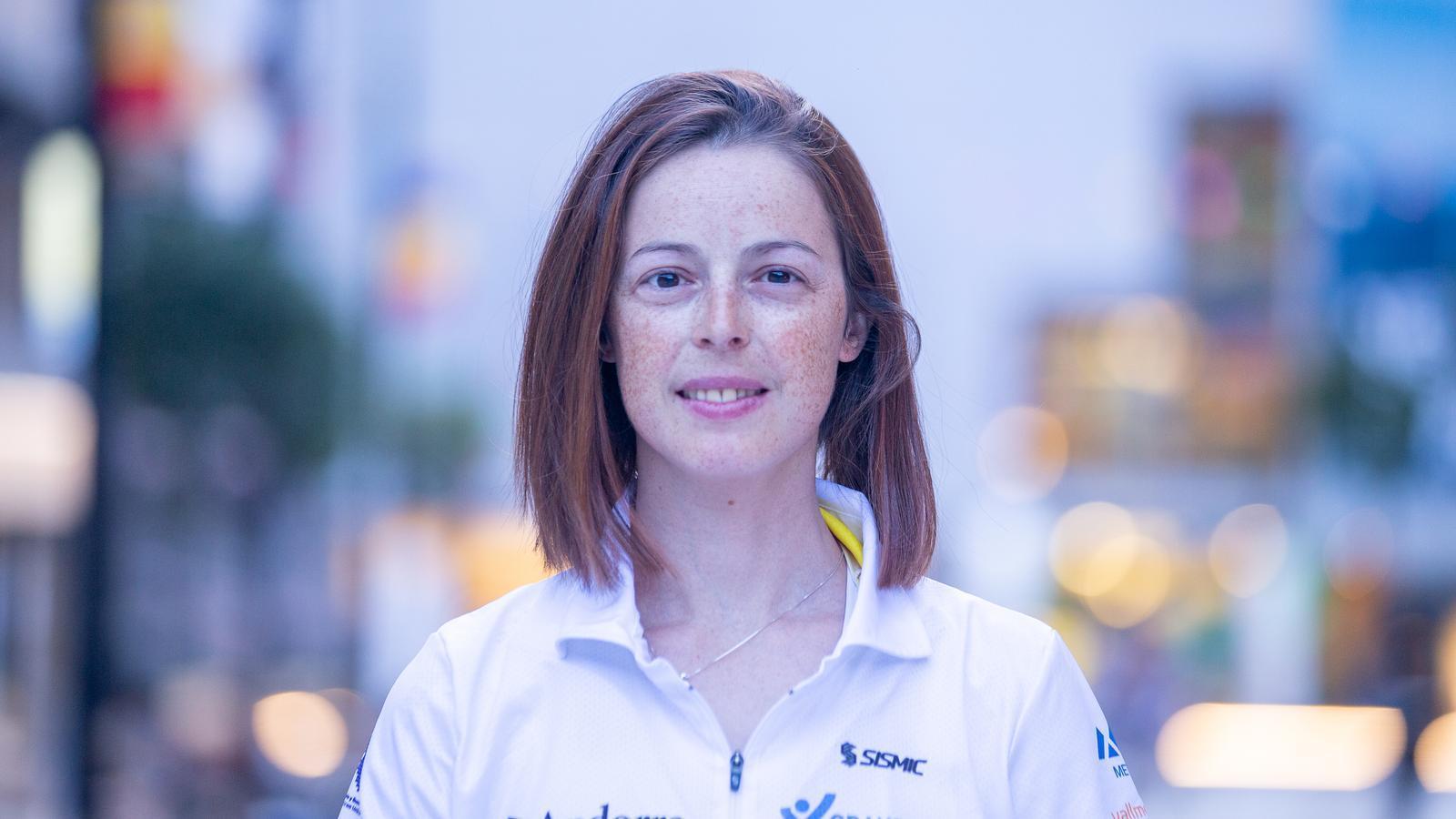 Mari Martínez representarà a Andorra en el Jocs Mundials dels Trnasplantats. / ARXIU ANA.