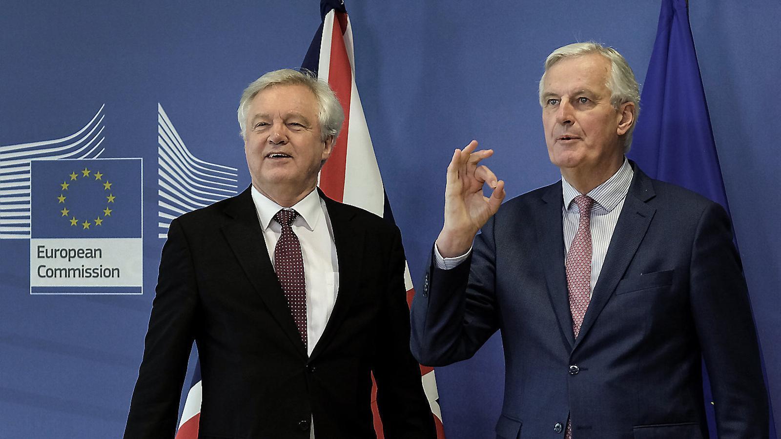 Acord amb el Regne Unit per al període de transició del Brexit