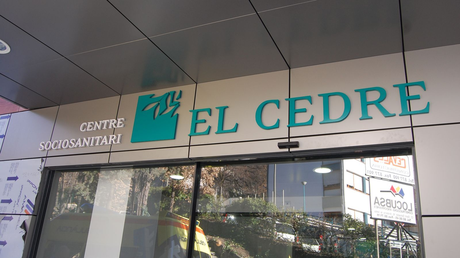El Centre sociosanitari El Cedre. / (ANA)