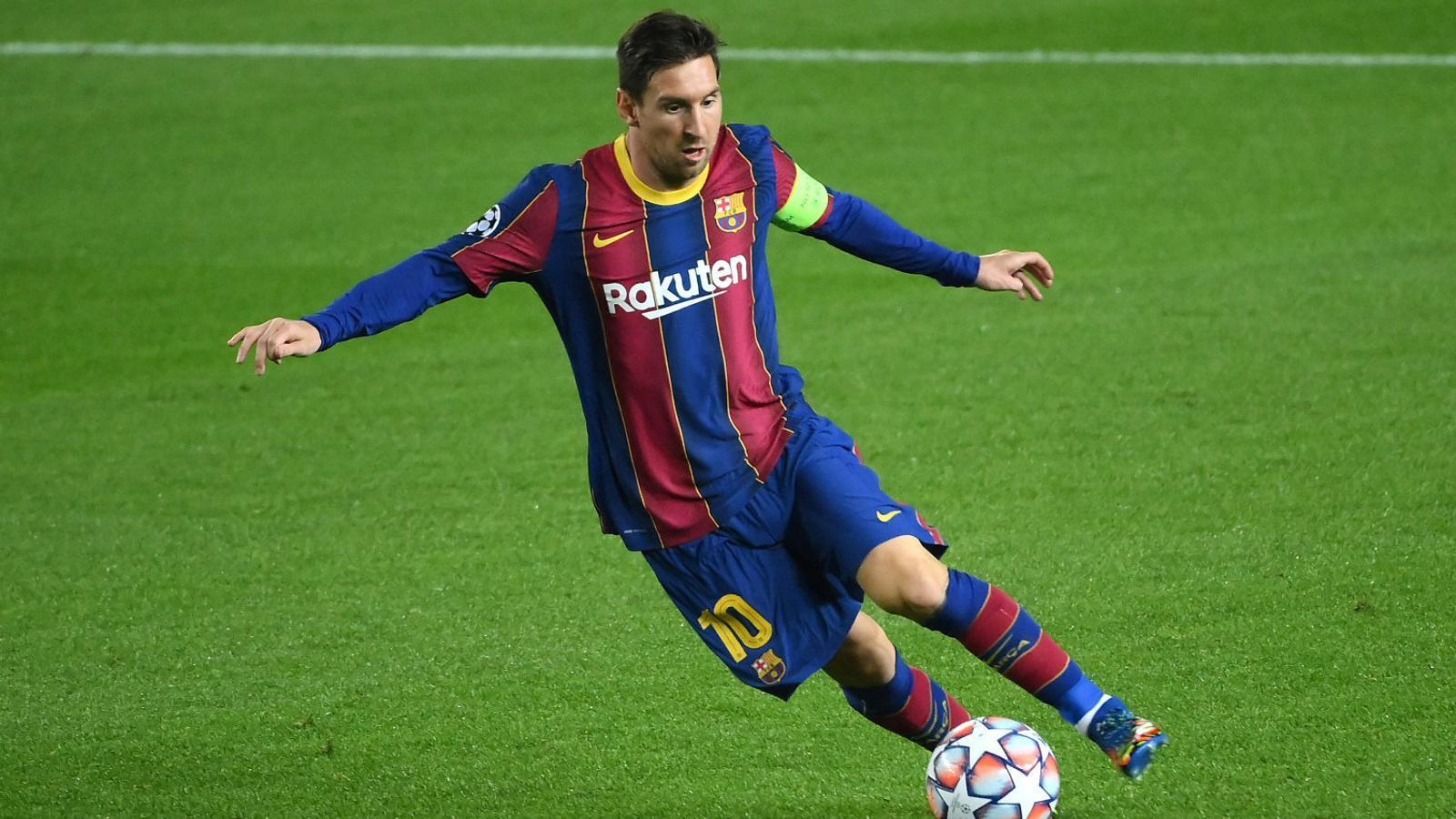 El futbolista argentí Leo Messi és el més ben pagat del Barça.