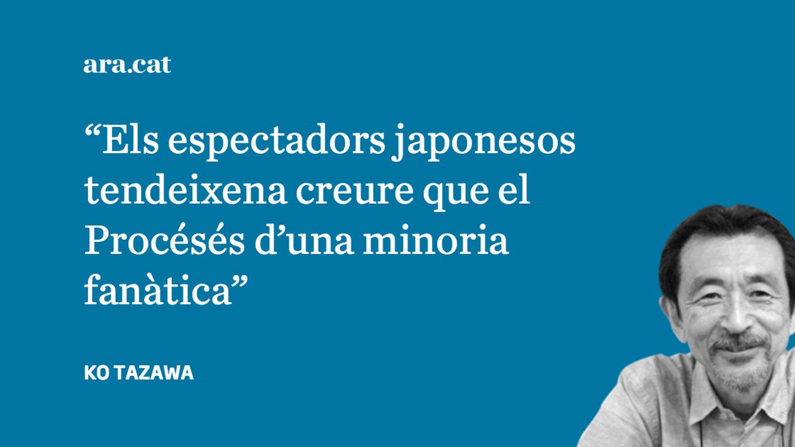 Les eleccions de Catalunya vistes des del Japó