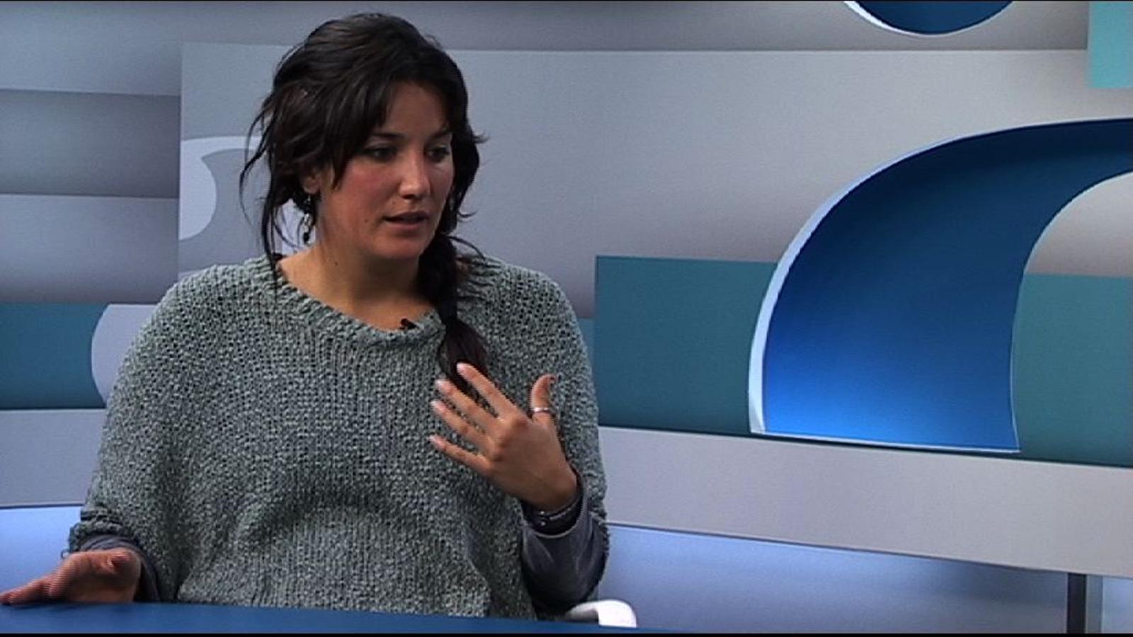 Entrevista completa a Andrea Fuentes