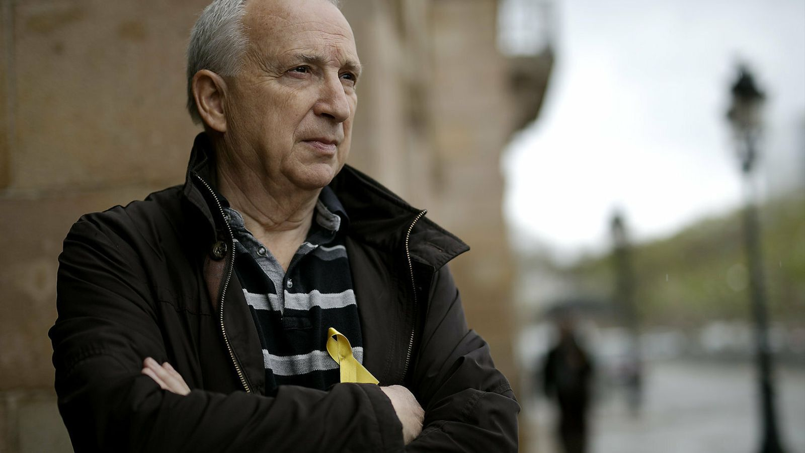 """Bernat Pegueroles: """"He vist la Carme tranquil·la, com si estigués examinant-se"""""""