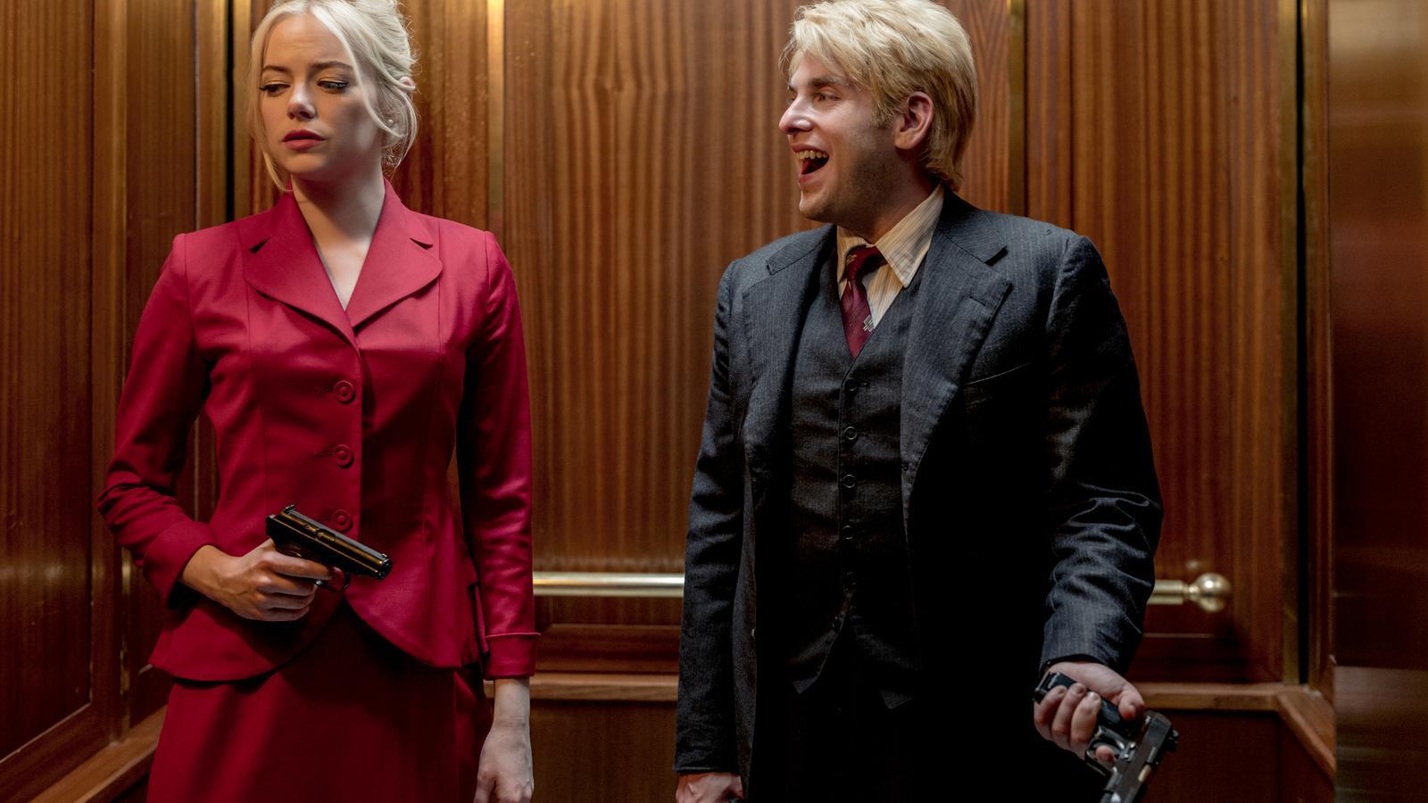 Netflix entra a la ment d'Emma Stone amb 'Maniac'