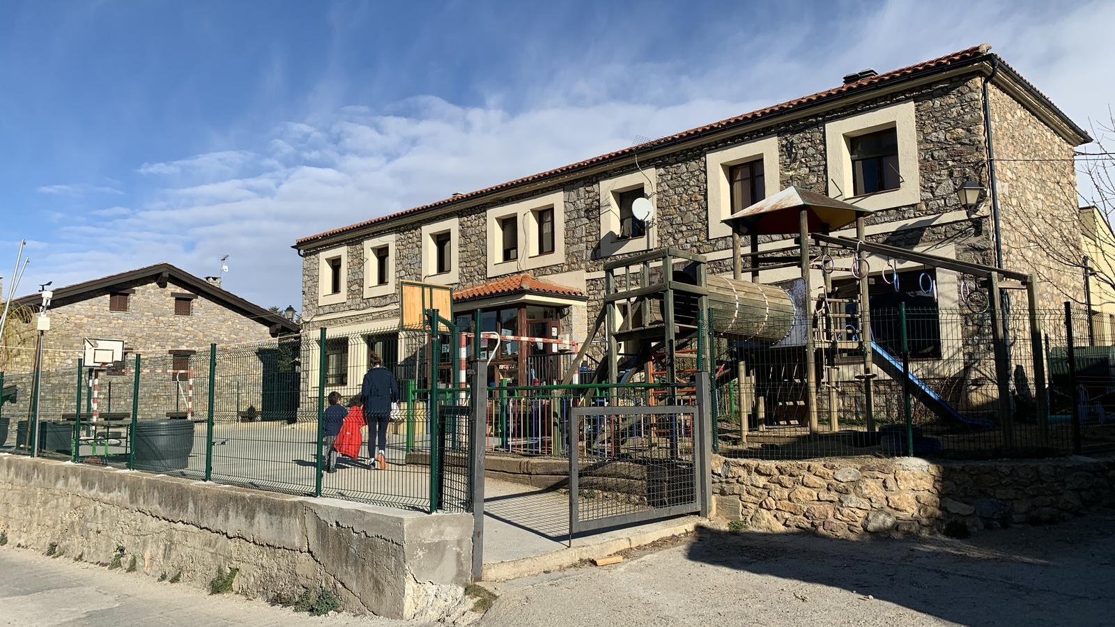 Imatge d'arxiu de l'escola Ridolaina de Montellà. / G.L.T.