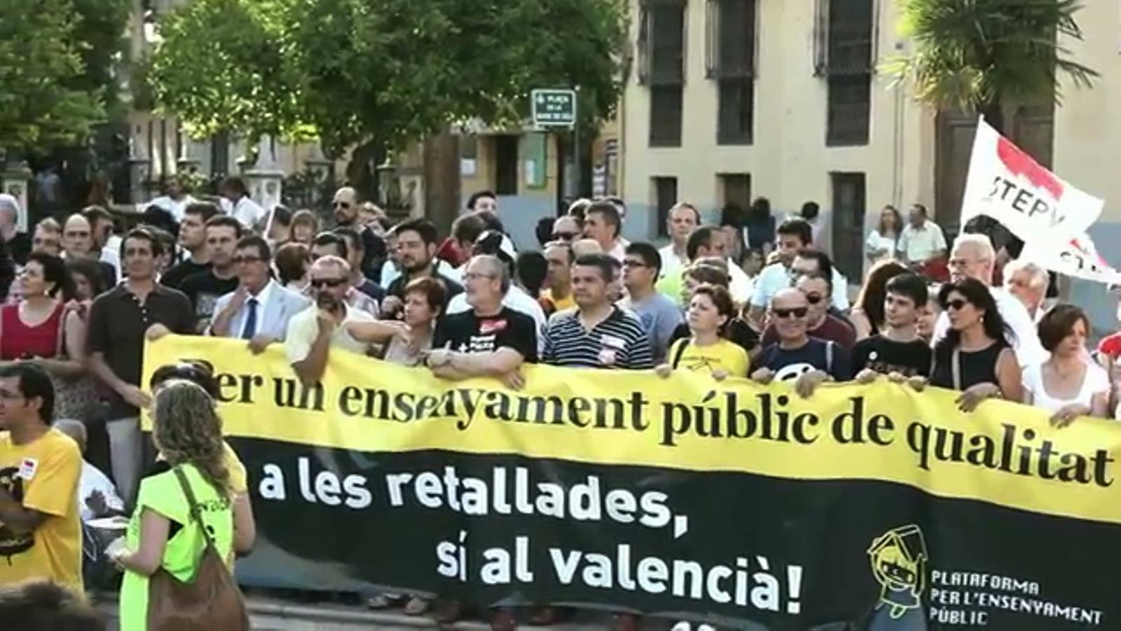 'Som de la línia #síalvalencià', un vídeo del col·lectiu audiovisual Melderomer