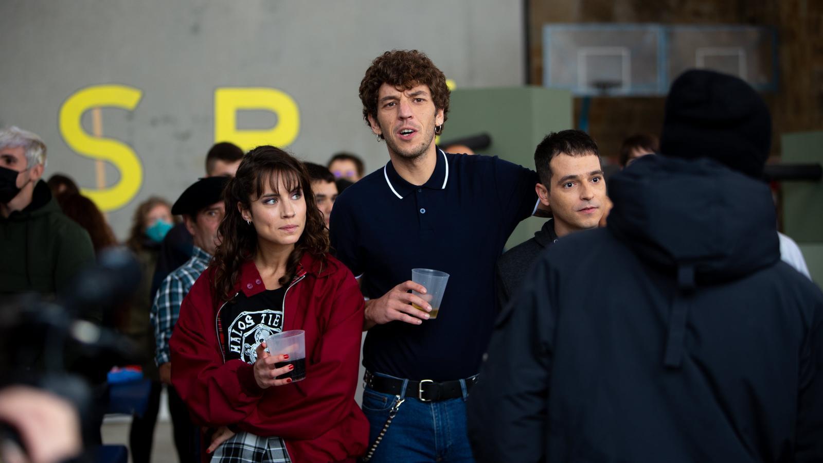 Una imatge de la sèrie 'Altsasu'