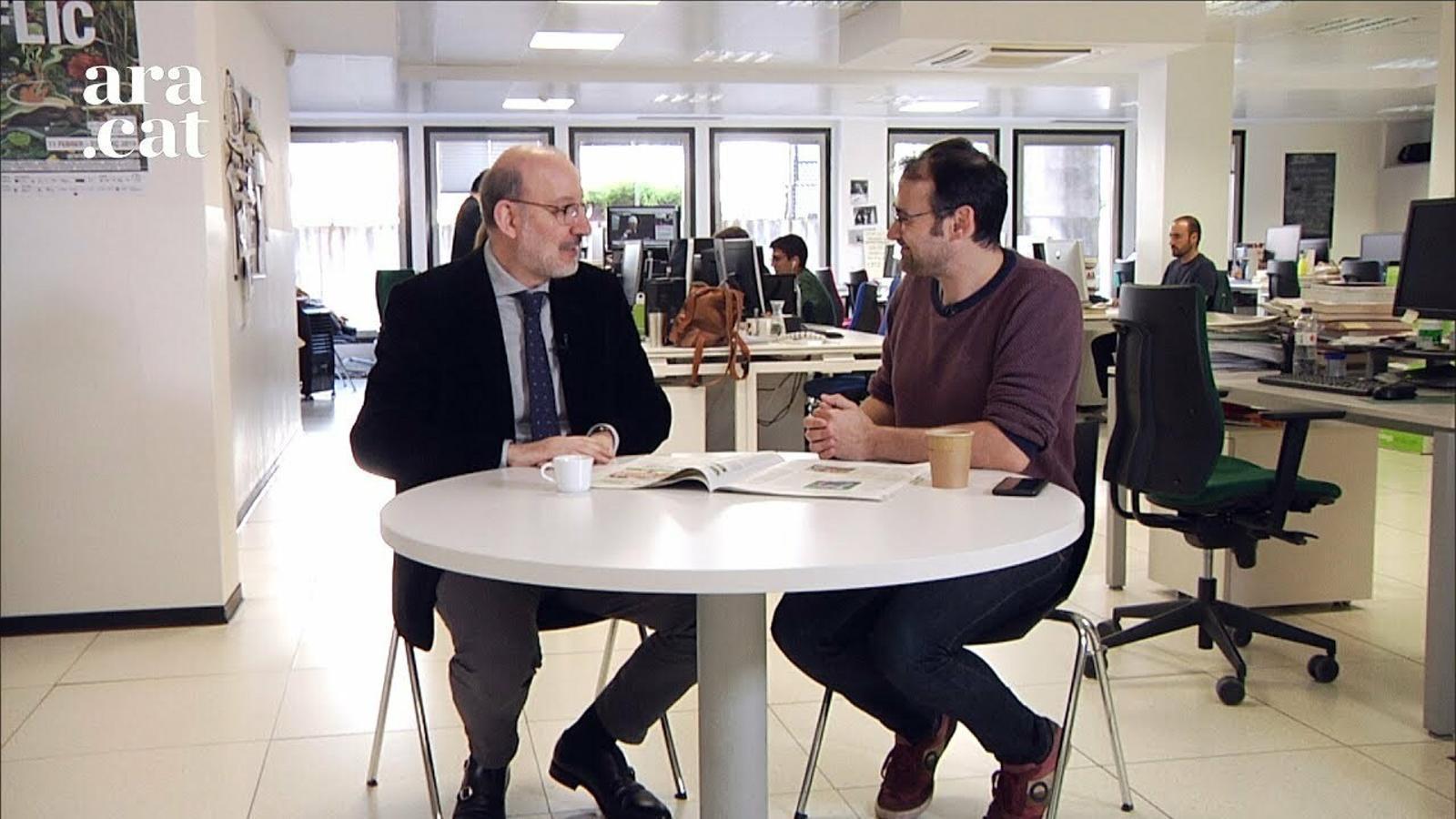 """El cafè de la Lliga: - """"¿Què t'ha semblat el Madrid?"""" - """"El Madrid? però si juga avui!"""""""