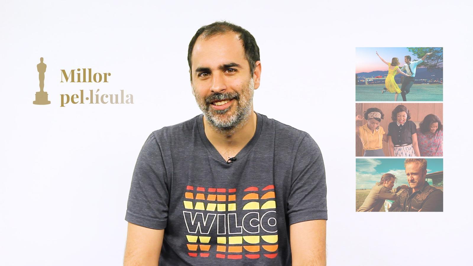 La porra dels Oscars amb Xavi Serra
