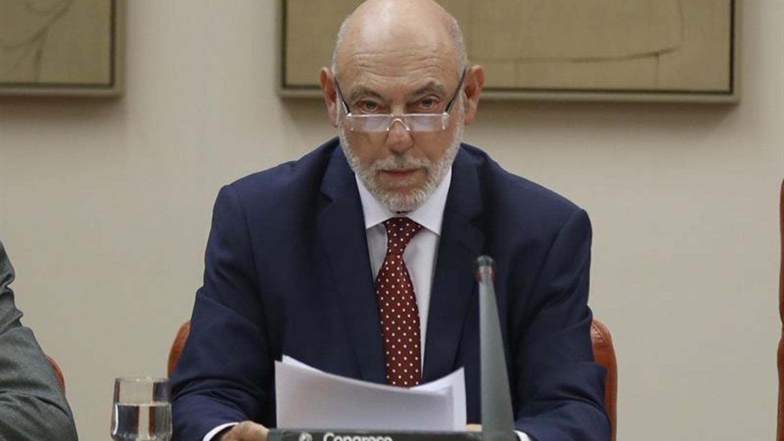 En marxa el procés penal contra el Govern i la mesa del Parlament