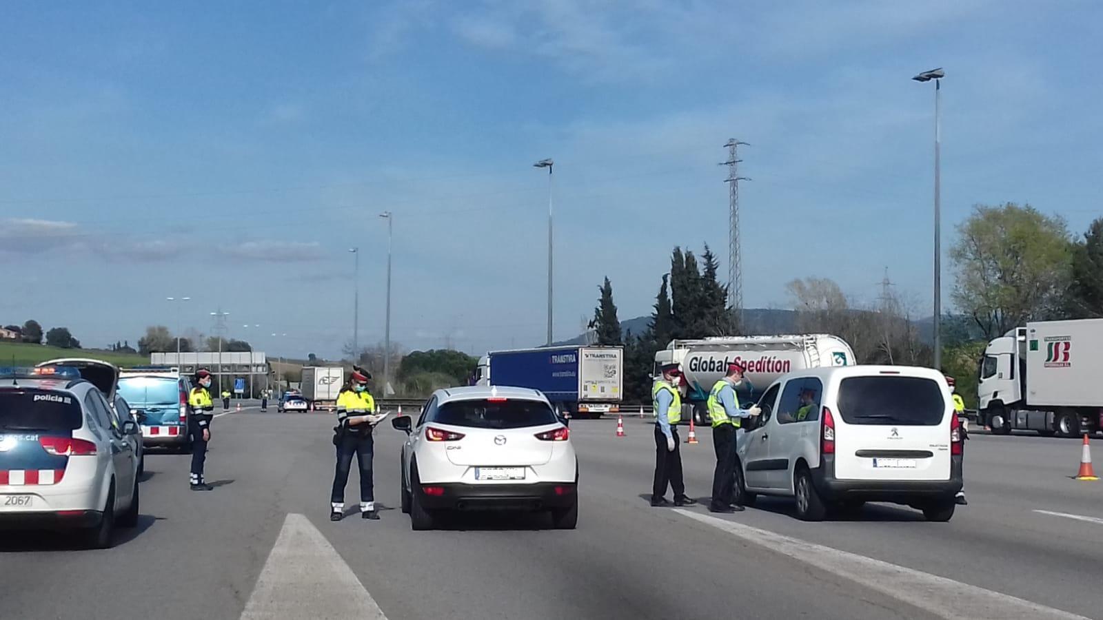 Toc d'alerta per l'increment d'accidents de trànsit mortals durant la desescalada: un mort cada dos dies