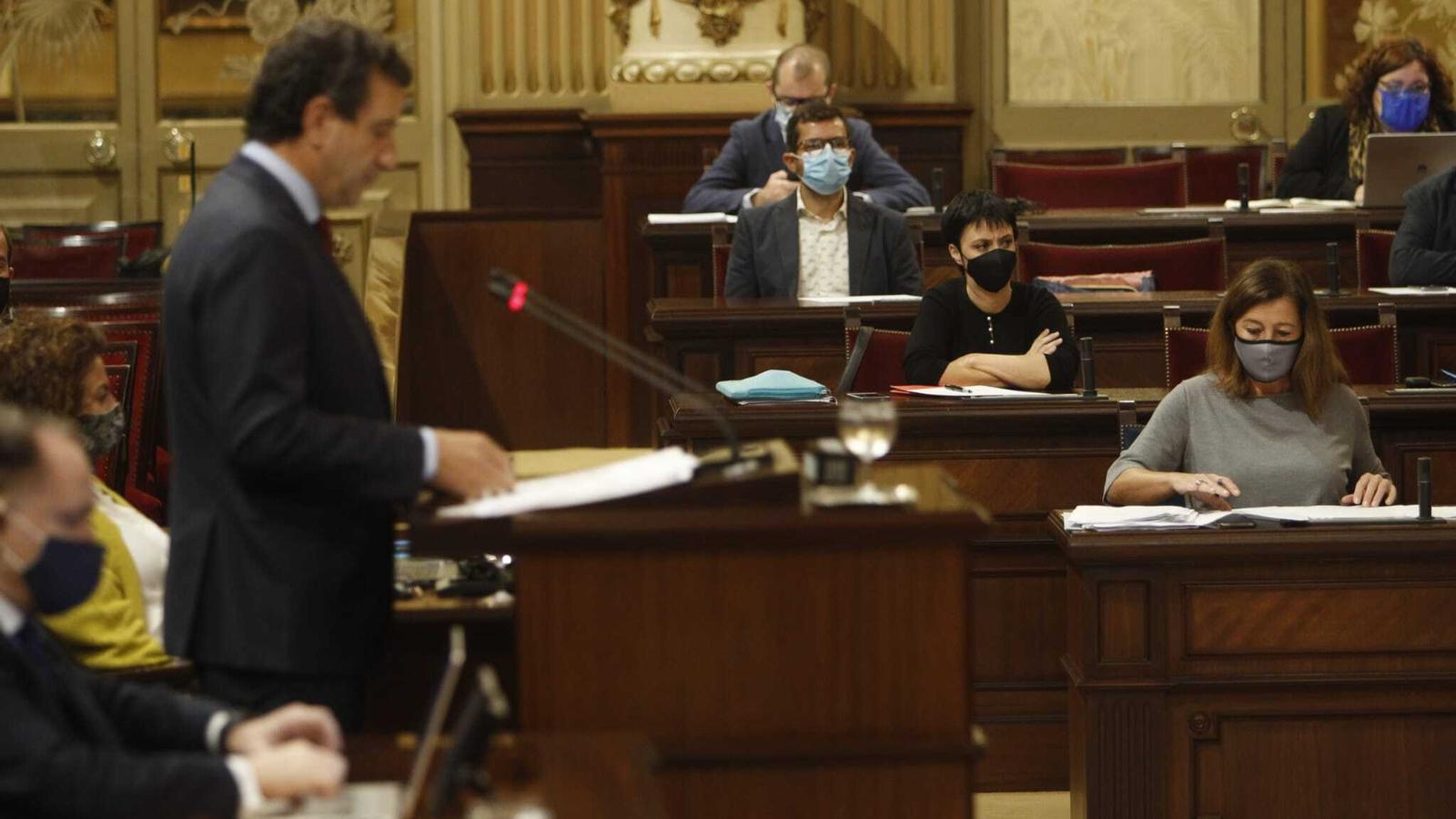 EN DIRECTE | Comença la segona jornada del Debat de Política General en el Parlament