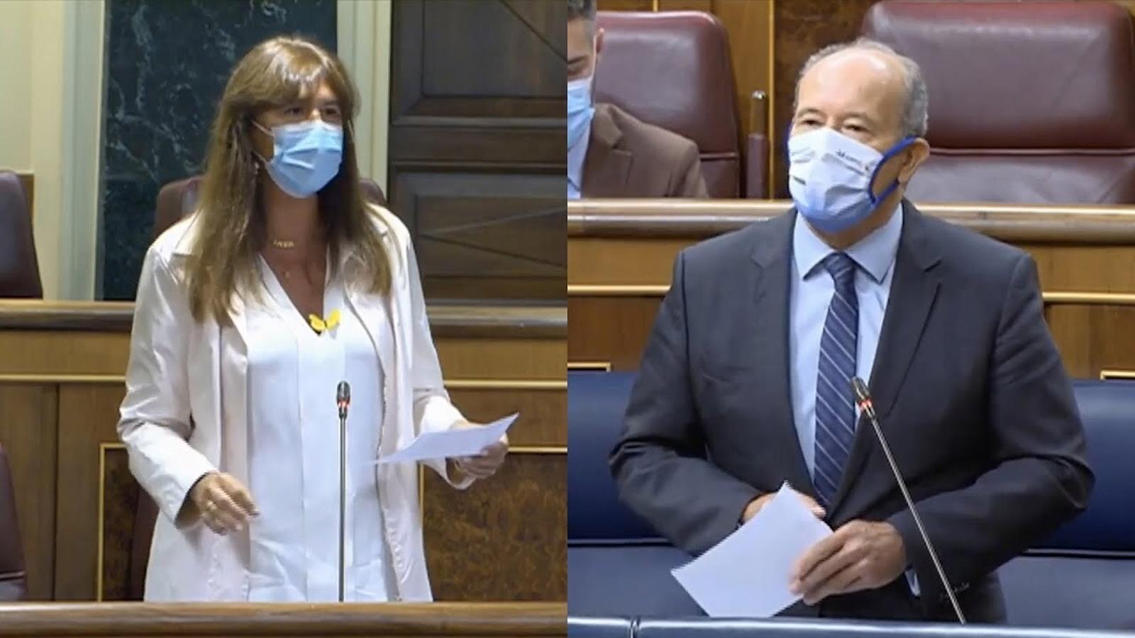 El ministre de Justícia, Juan Carlos Campo, diu que el govern espanyol començarà a tramitar l'indult als presos independentistes la setmana que ve