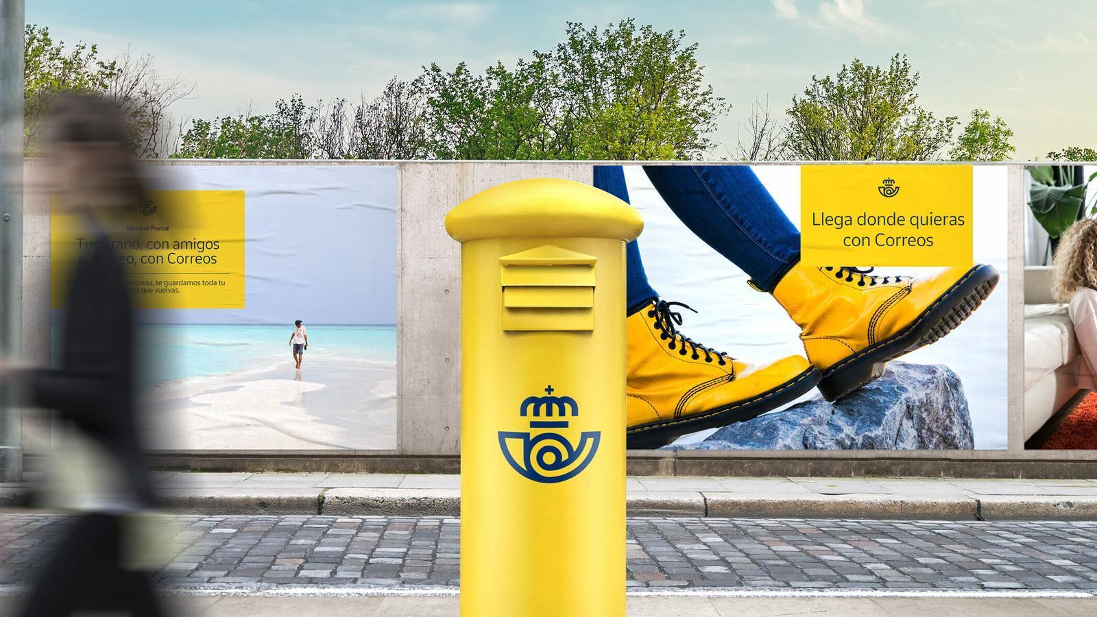 Correus renova la seva marca / SUMMA