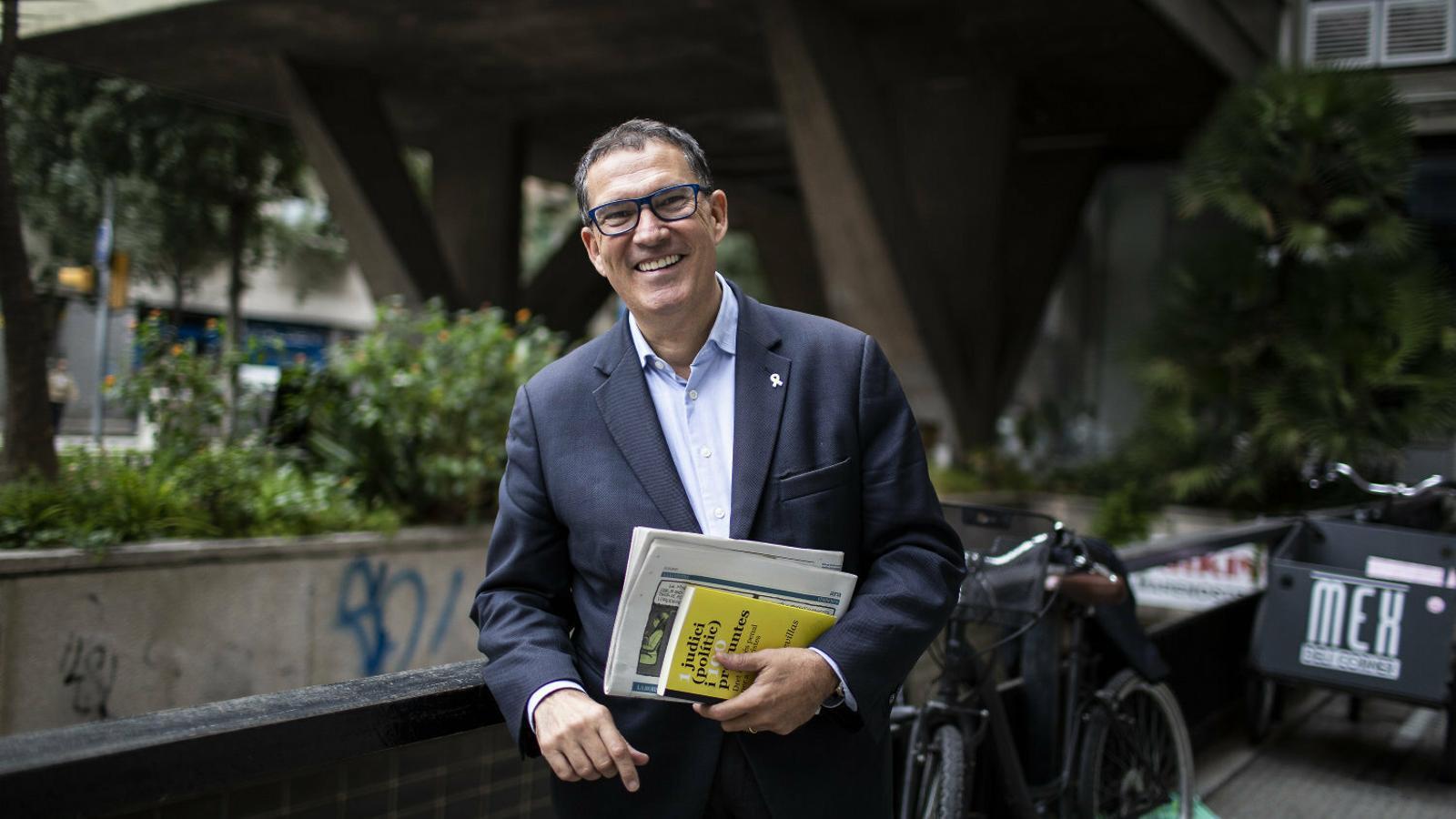 """Jaume Alonso-Cuevillas: """"O hi ha un pacte secret d'ERC amb Sánchez o no entenc el sentit d'investir-lo"""""""