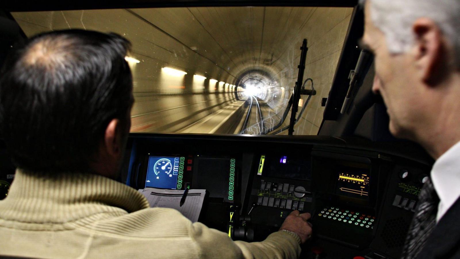 Un consorci públic gestionarà el túnel del Pertús