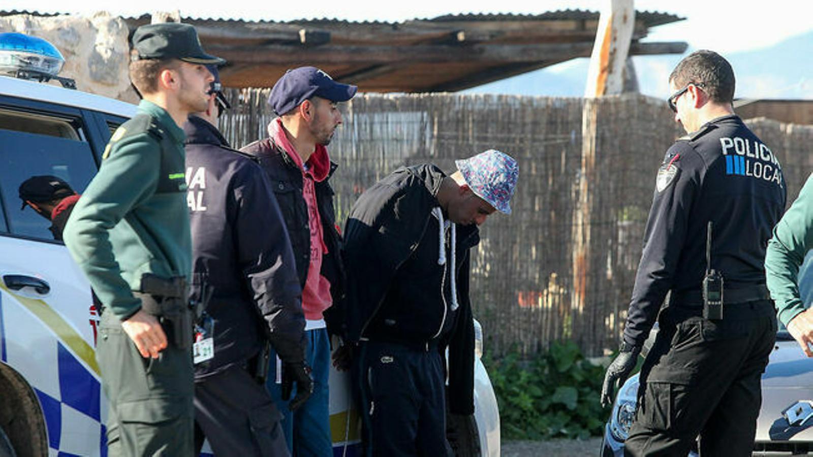 Les màfies cobren entre 4.000 i 7.000 euros per dur migrants a les Illes, segons el delegat de govern